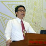 Tin tức trong ngày - Ông Vũ Đức Đam sẽ được miễn nhiệm chức Chủ nhiệm VP Chính phủ