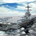 Tin tức trong ngày - Mỹ thử nghiệm siêu tàu sân bay hạt nhân