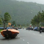 Giáo dục - du học - Đà Nẵng: HS nghỉ học 2 ngày để tránh bão