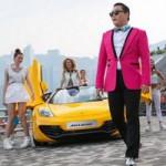 Ô tô - Xe máy - PSY dùng McLaren 12C Spider trong MV mới