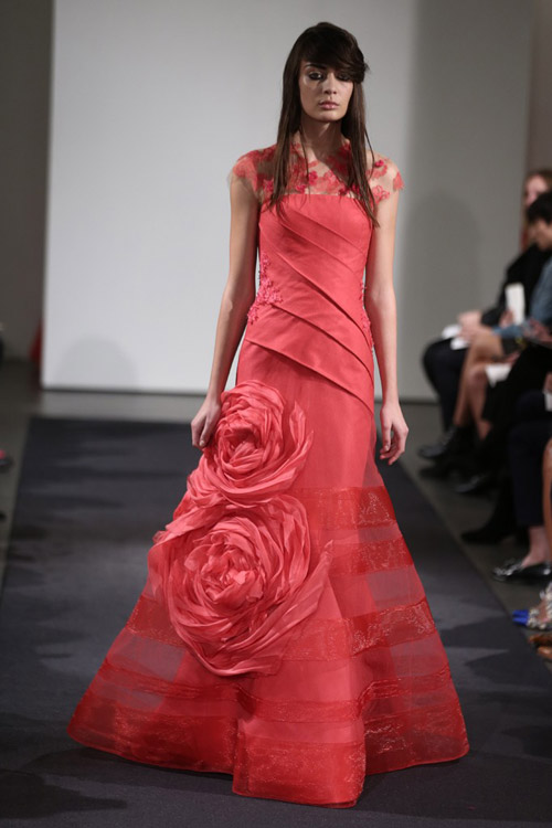 Nụ hồng chớm nở của Vera Wang - 10