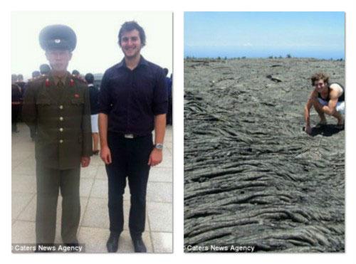 Chàng trai đến 196 quốc gia trong 5 năm - 7