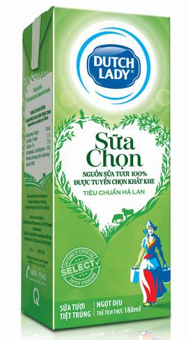 Sữa Chọn Cô Gái Hà Lan – Sữa tươi 100% - 1