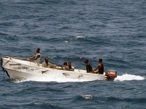 Bỉ: Mật vụ dụ trùm cướp biển làm phim để bắt - 2
