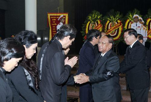 Kết thúc Lễ viếng Đại tướng Võ Nguyên Giáp - 48