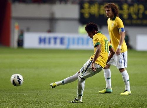 Brazil – Zambia: Nhảy cùng Neymar - 1