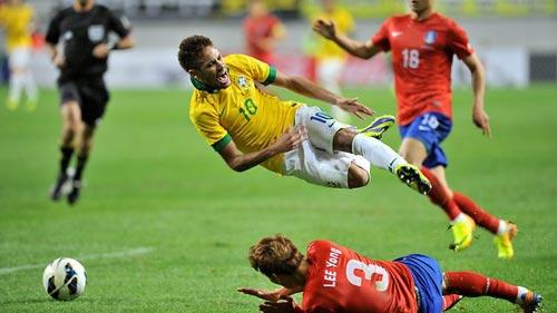Brazil – Zambia: Nhảy cùng Neymar - 2