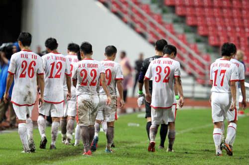 Đi tìm trường phái bóng đá Việt Nam - 1