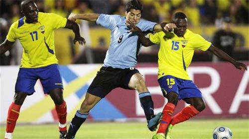 Uruguay – Argentina: Chân đá, đầu lo - 1
