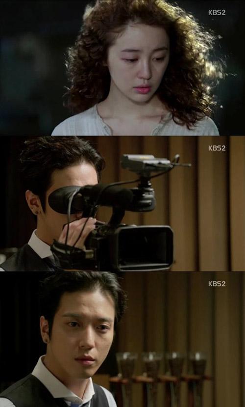 """Yoon Eun Hye quay cảnh """"tắm tiên"""" - 4"""