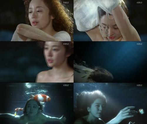 """Yoon Eun Hye quay cảnh """"tắm tiên"""" - 3"""