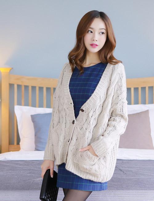 2 kiểu áo len cơ bản của mùa lạnh - 16