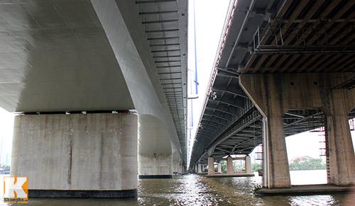 TPHCM chính thức thông xe cầu Sài Gòn 2 - 10
