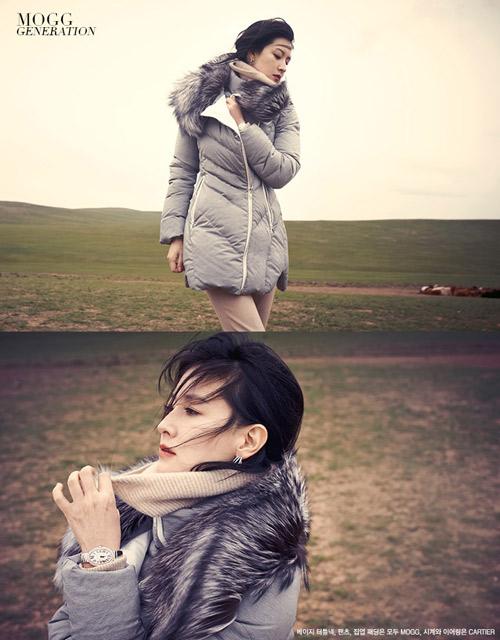 Bộ ảnh độc quyền tuyệt đẹp của Lee Young Ae - 10