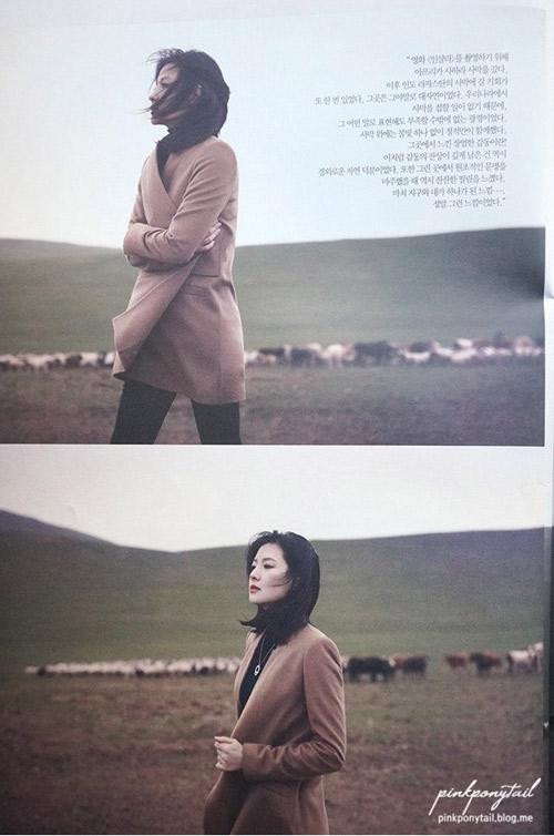 Bộ ảnh độc quyền tuyệt đẹp của Lee Young Ae - 11