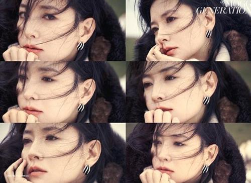Bộ ảnh độc quyền tuyệt đẹp của Lee Young Ae - 3