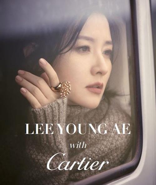 Bộ ảnh độc quyền tuyệt đẹp của Lee Young Ae - 4