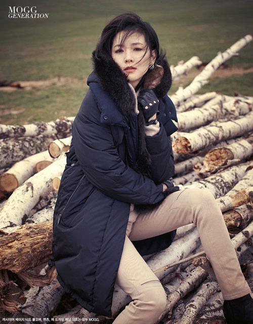 Bộ ảnh độc quyền tuyệt đẹp của Lee Young Ae - 7