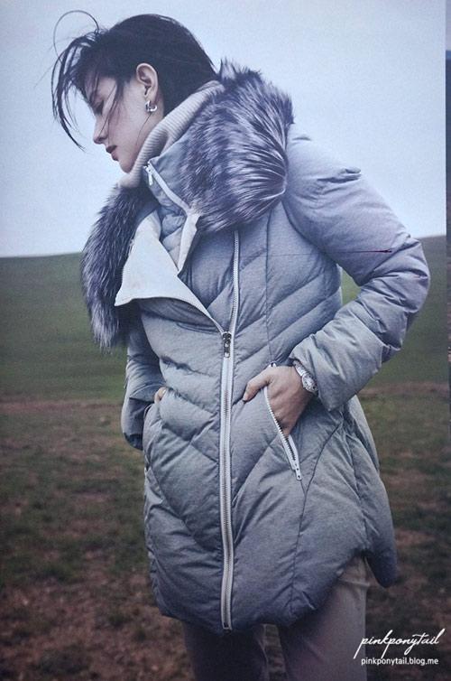 Bộ ảnh độc quyền tuyệt đẹp của Lee Young Ae - 8
