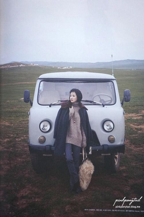 Bộ ảnh độc quyền tuyệt đẹp của Lee Young Ae - 9