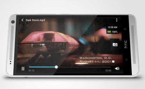 HTC One Max lặng lẽ ra mắt - 1