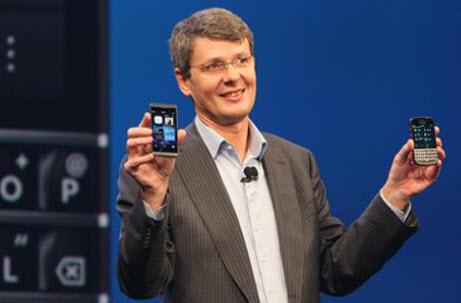 """BlackBerry: """"Hãy tin tưởng chúng tôi!"""" - 1"""