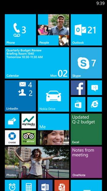 Ra mắt Windows Phone Update 3 - 1