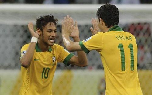 Brazil - Zambia: Khác biệt ở hiệp hai - 1