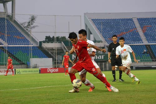 U23 VN ngược dòng hạ chủ nhà Myanmar - 3