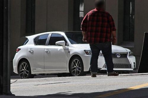 Lexus CT 200h 2014 bắt đầu cho chạy thử - 4
