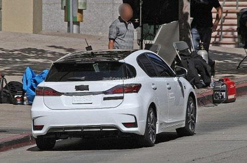 Lexus CT 200h 2014 bắt đầu cho chạy thử - 5