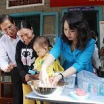 Sức khỏe đời sống - Mỗi ngày có 1.400 trẻ tử vong do tiêu chảy