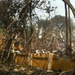 Kiểm nghiệm ô nhiễm khu vực nổ kho pháo hoa