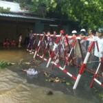 Tin tức trong ngày - Thừa Thiên Huế: Nước sông Hương dâng cao