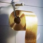Phi thường - kỳ quặc - Cuộn giấy vệ sinh giá  27,5 tỷ đồng