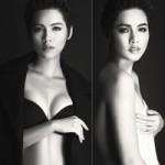 Thời trang - Á hậu Hoàng My: Sau bán nude là nội y!