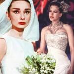 Thời trang - Những bộ váy cưới nổi tiếng nhất màn bạc