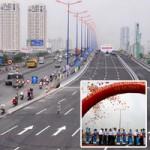 Tin tức trong ngày - TPHCM chính thức thông xe cầu Sài Gòn 2