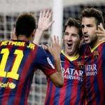Bóng đá - Barca: Kẻ thống trị Liga