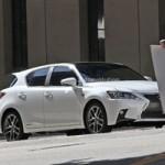Ô tô - Xe máy - Lexus CT 200h 2014 bắt đầu cho chạy thử