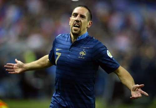 Nguy cơ Pháp gặp BĐN ở vòng play-off - 1