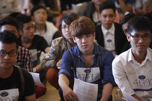"""Người quen  """"chinh phạt"""" Vietnam Idol 2013 - 12"""