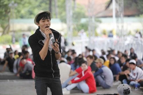 """Người quen  """"chinh phạt"""" Vietnam Idol 2013 - 7"""