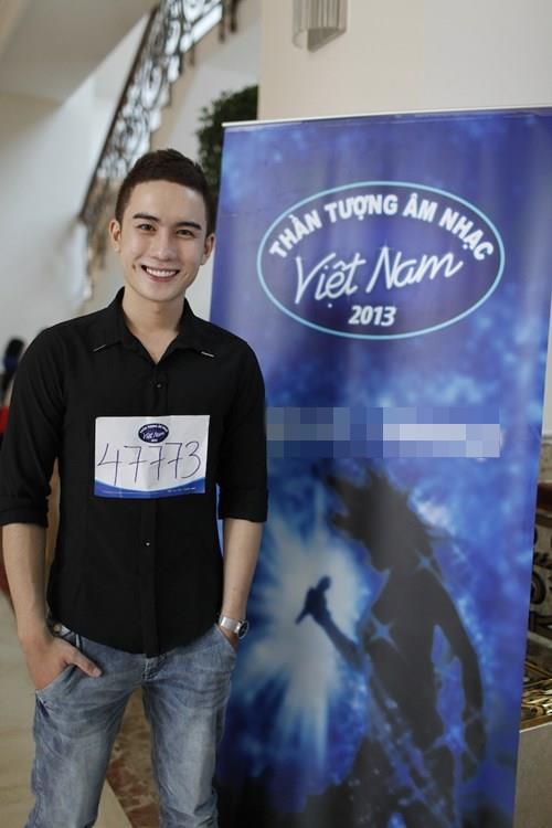 """Người quen  """"chinh phạt"""" Vietnam Idol 2013 - 4"""