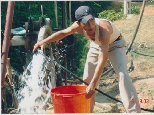 Tìm mạch nước ngầm cho Vũng Chùa - Đảo Yến - 1