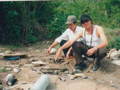 Tìm mạch nước ngầm cho Vũng Chùa - Đảo Yến - 3