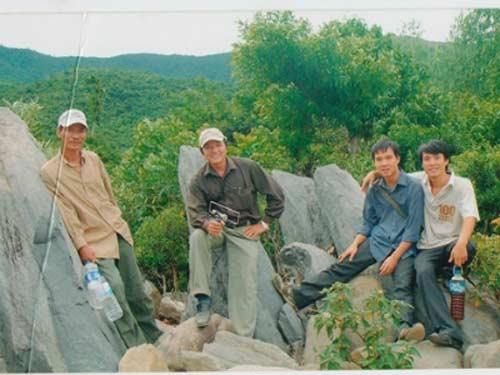 Tìm mạch nước ngầm cho Vũng Chùa - Đảo Yến - 2