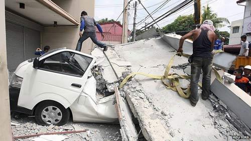 Phillippines: 93 người thiệt mạng do động đất - 3