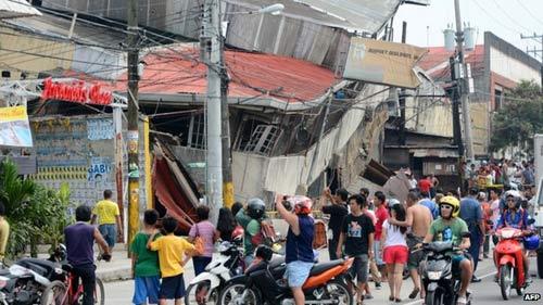 Phillippines: 93 người thiệt mạng do động đất - 4