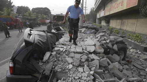 Phillippines: 93 người thiệt mạng do động đất - 5
